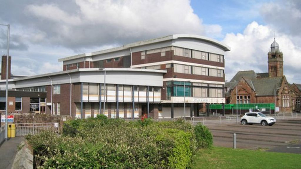 Annan schools shut after body discovery - BBC News