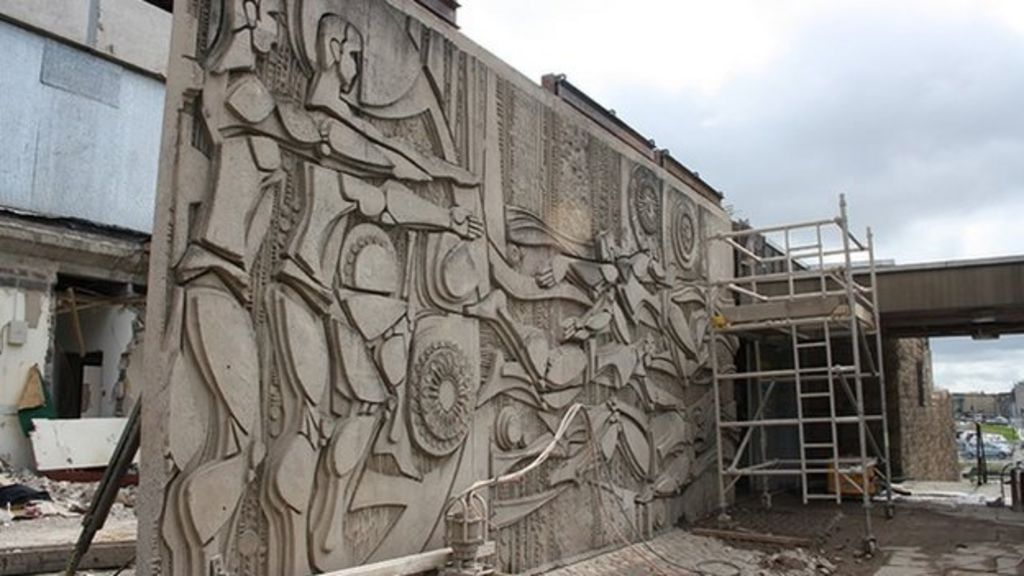 stirling swimming pool mural saved from demolition