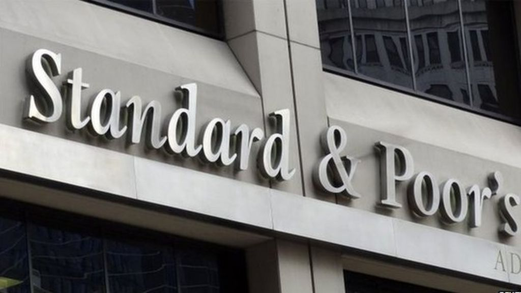 UK credit outlook 'stable' says Standard & Poor's - BBC News