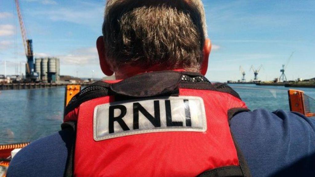 RNLI celebrates 190 years of saving lives - BBC News