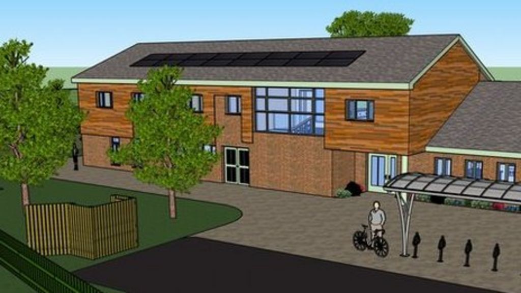 Oxfordshire unveils plans for new children 39 s homes bbc news for Bbc home designs