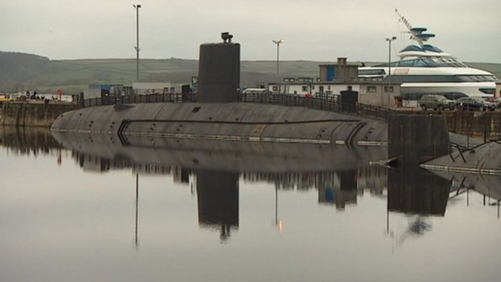 Laid-up nuclear submarines cost £16m - Political news