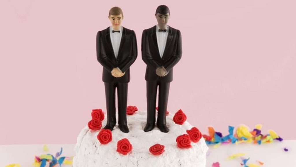 The Ashers Gay Wedding Cake