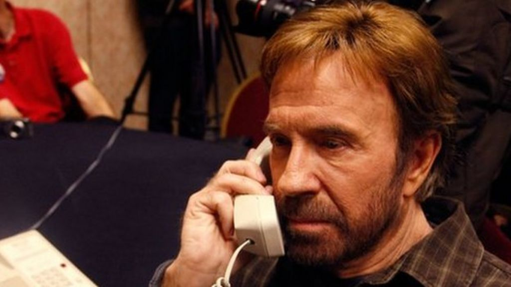 why is chuck norris so popular