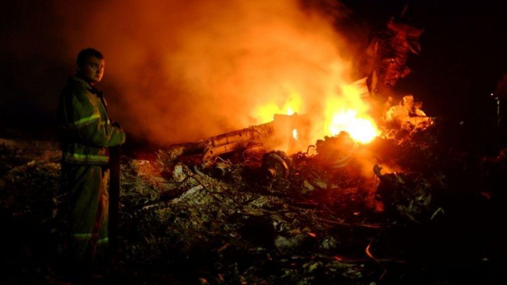MH17 crash: Passengers on Malaysia Airlines plane in Ukraine ...