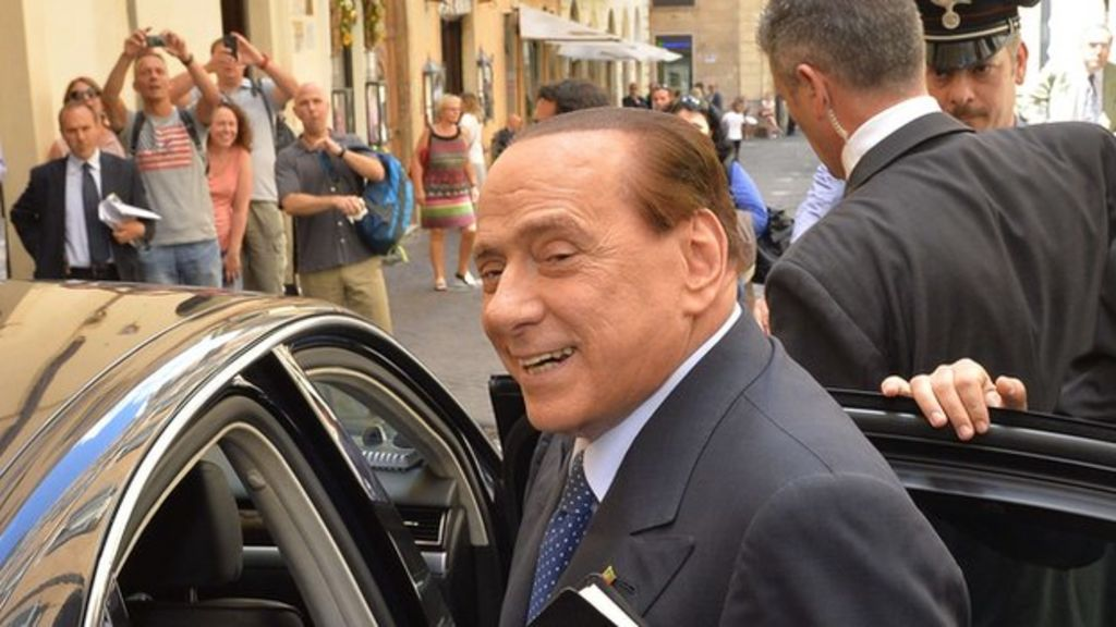 Court to hear Berlusconi tax fraud appeal - lawyer - BBC News