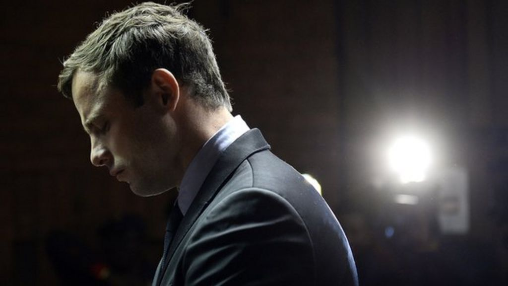 The making and unmaking of Oscar Pistorius - BBC News