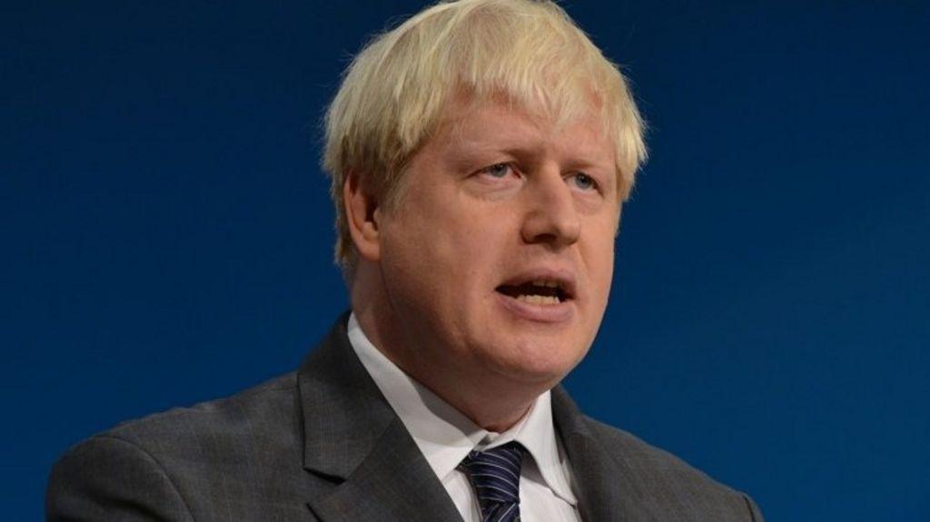Boris Johnson to seek 2015 Commons return - BBC News
