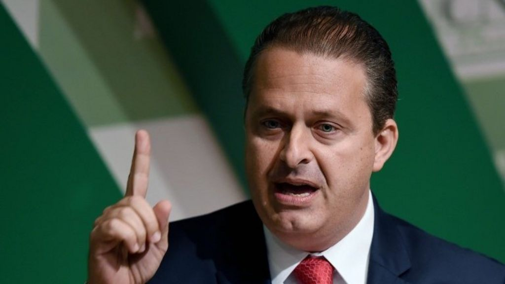 Brazil presidential candidate Campos dies in air crash ... - Santos