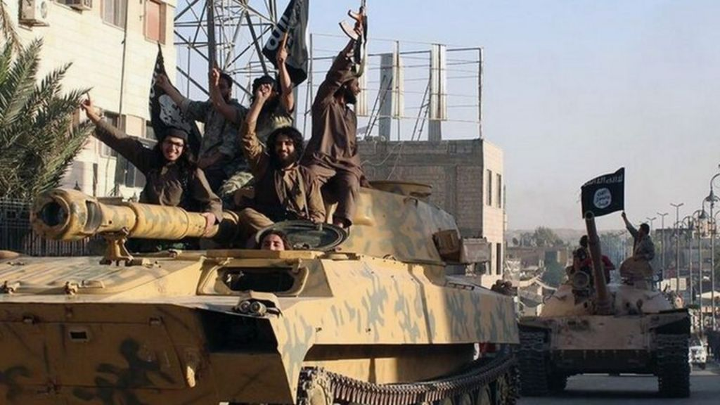 What is 'Islamic State'? - BBC News
