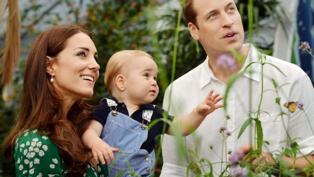 Royal baby: Prince William and Kate expecting second child - BBC ...