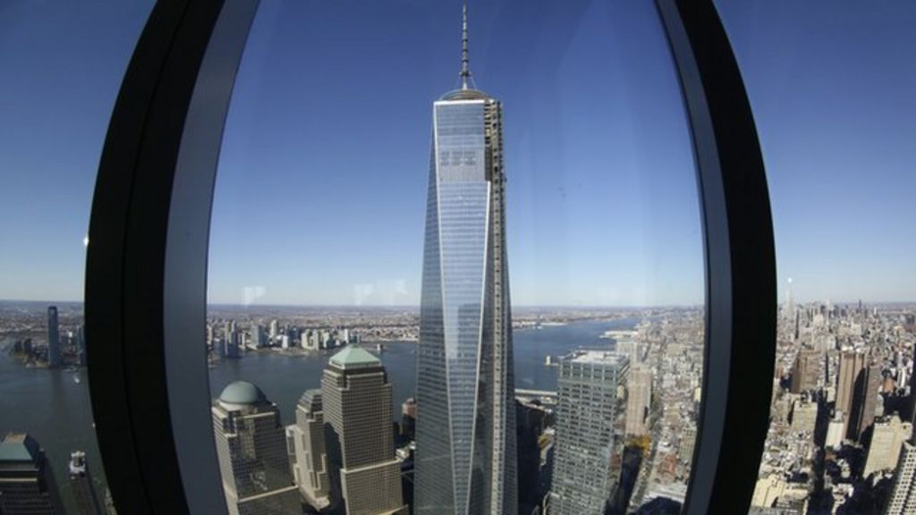 September 11 Film Shows Rebuilding Of World Trade Center