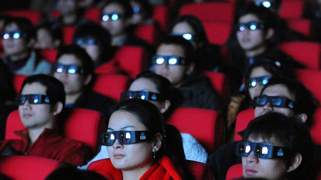 Laser projectors promise to deliver brighter 3D films - BBC News