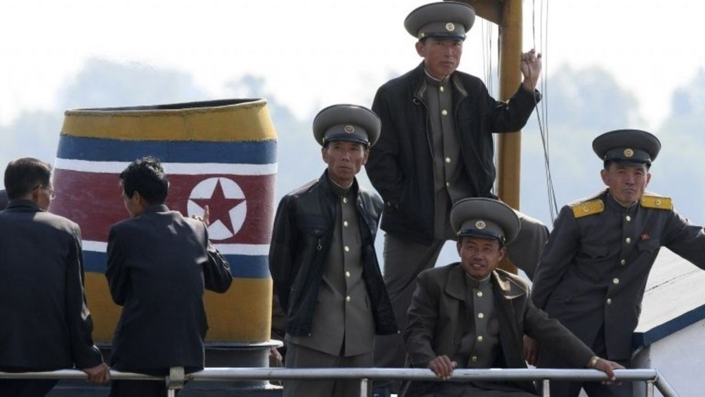 North Korea defends human rights record in report to UN - BBC News