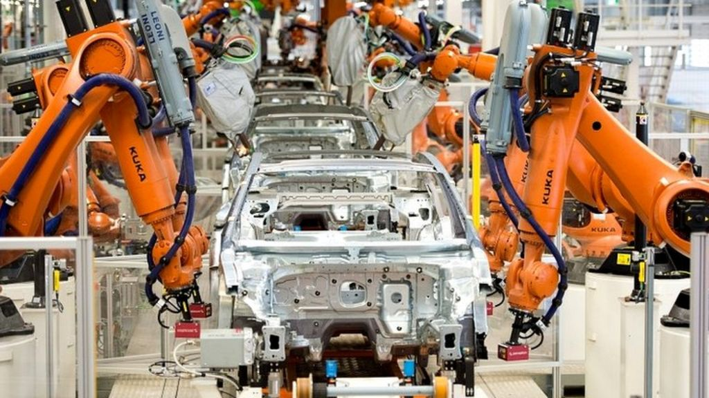 Germany cuts 2014 growth forecast from 1.8% to 1.2% - BBC News