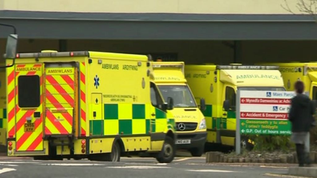 Cancer ops cancelled over A&E pressures - BBC News