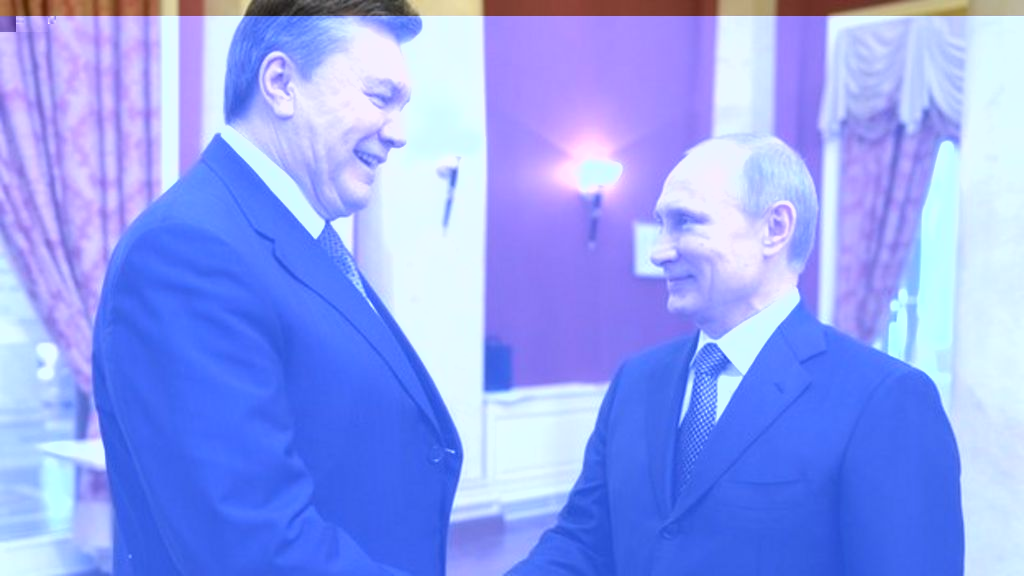 Viktor Yanukovych Family helped Yanukovych to flee