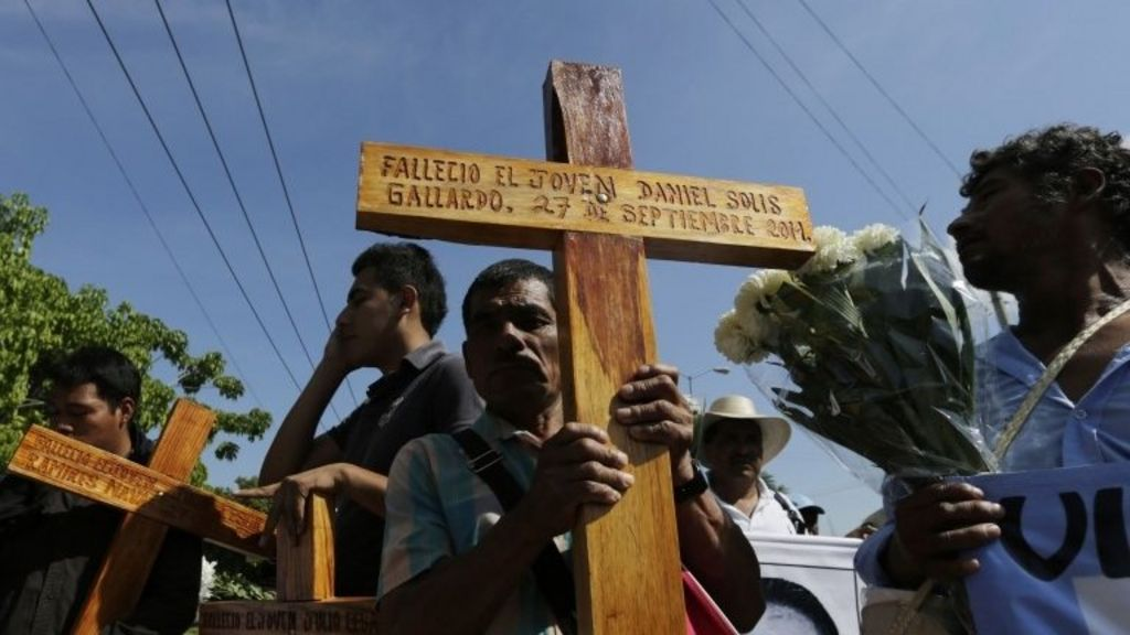 Missing Mexico students: New 'mass grave' probed - BBC News