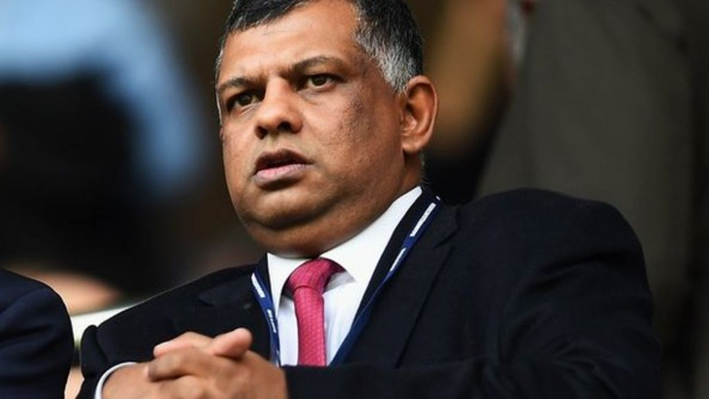 Ex- Caterham boss Tony Fernandes 'walked away from staff' - BBC ...