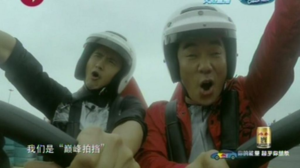 top gear comes to china without jeremy clarkson bbc news. Black Bedroom Furniture Sets. Home Design Ideas