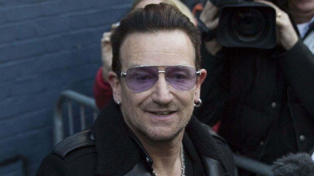 singles in bono Image copyright reuters image caption bono's accident happened one day after the recording of the band aid single in london  bono says the letter will be his only .