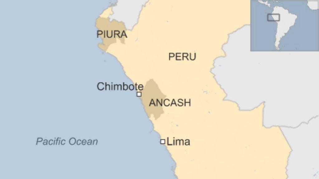 Peru investigates deaths of 500 sea lions on north coast - BBC News