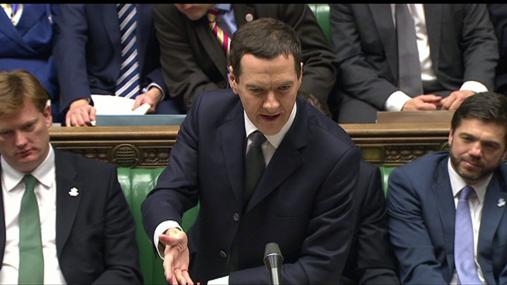Autumn Statement: Osborne reveals stamp duty reforms - BBC ...