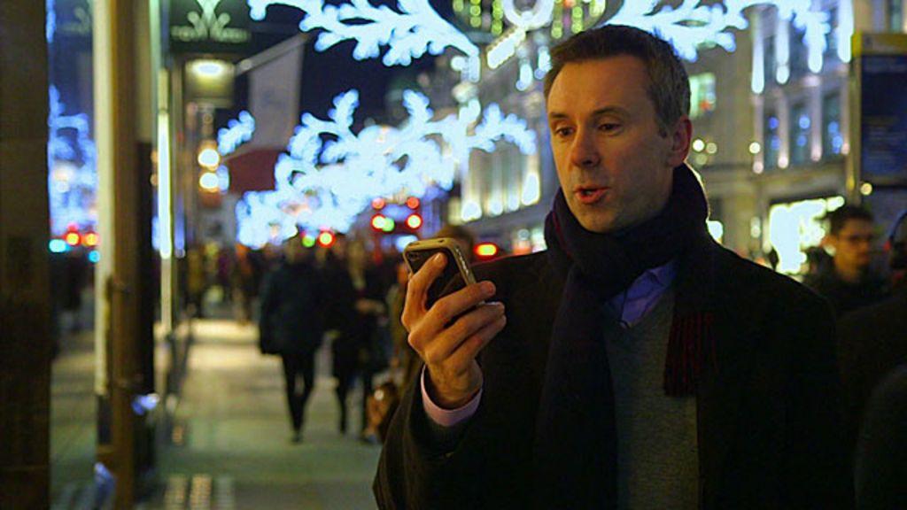 Could beacon technology transform shopping habits? - BBC News