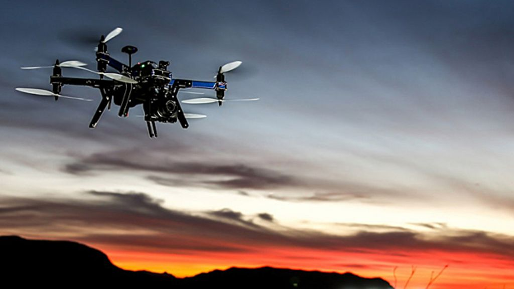 Companies That Make Drones >> Game of drones: As prices plummet drones are taking off ...