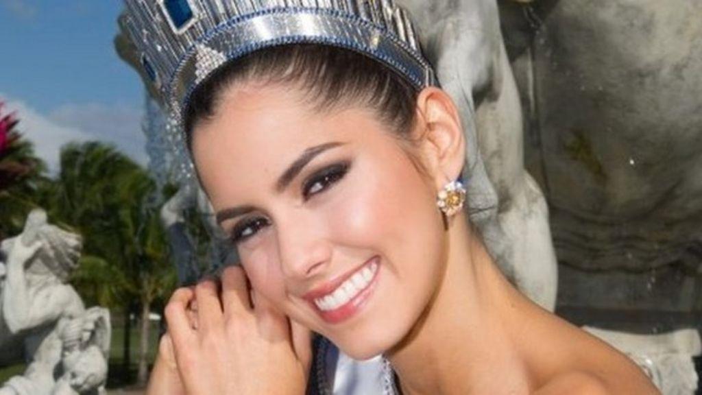 Colombia Farc: Guerrillas invite Miss Universe to talks - BBC News