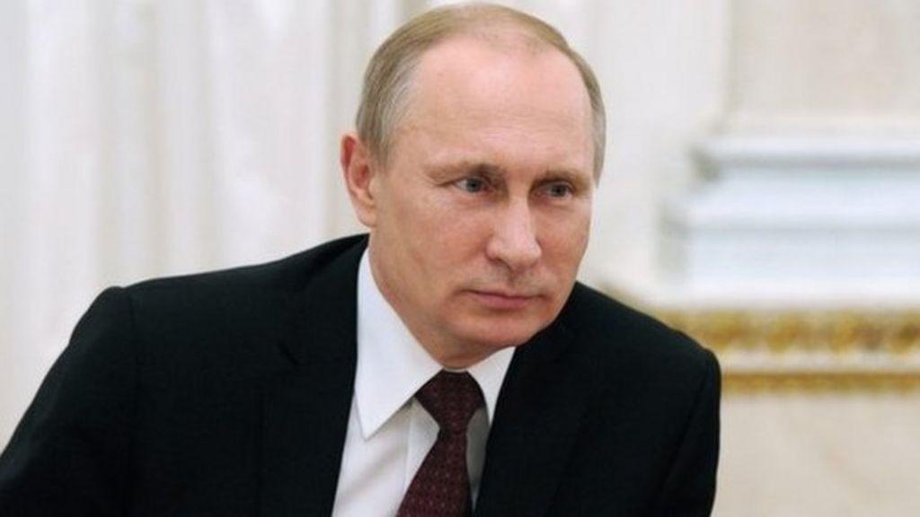 Putin reveals secrets of Russia's Crimea takeover plot - BBC News