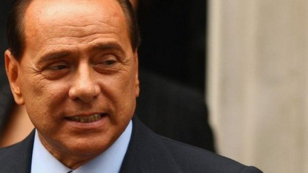 "Berlusconi ""bunga bunga"" case acquittal confirmed - BBC News"