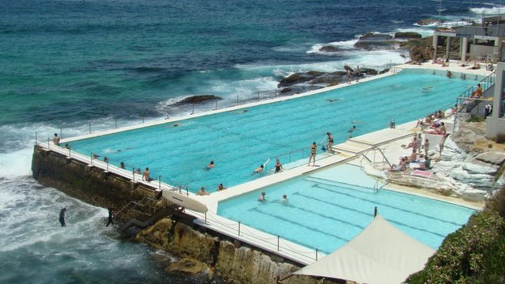 brighton 39 bondi beach 39 seafront pool plans backed by. Black Bedroom Furniture Sets. Home Design Ideas