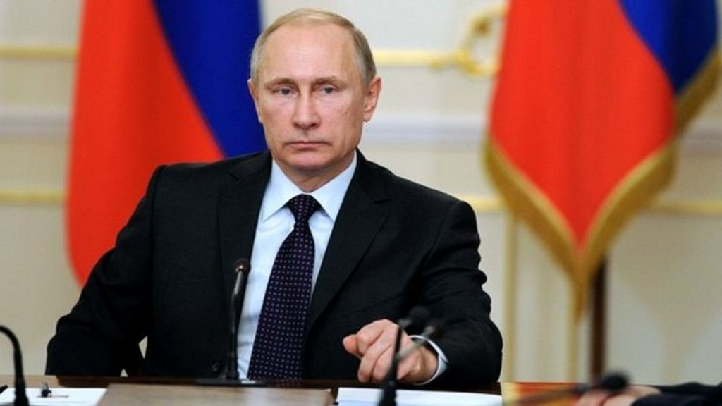 Ukraine conflict: Putin 'was ready for nuclear alert' - BBC News