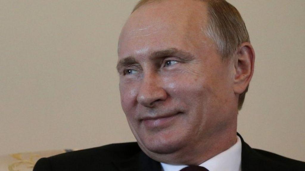 Vladimir Putin: Russian leader dismisses 'gossip' over absence ...