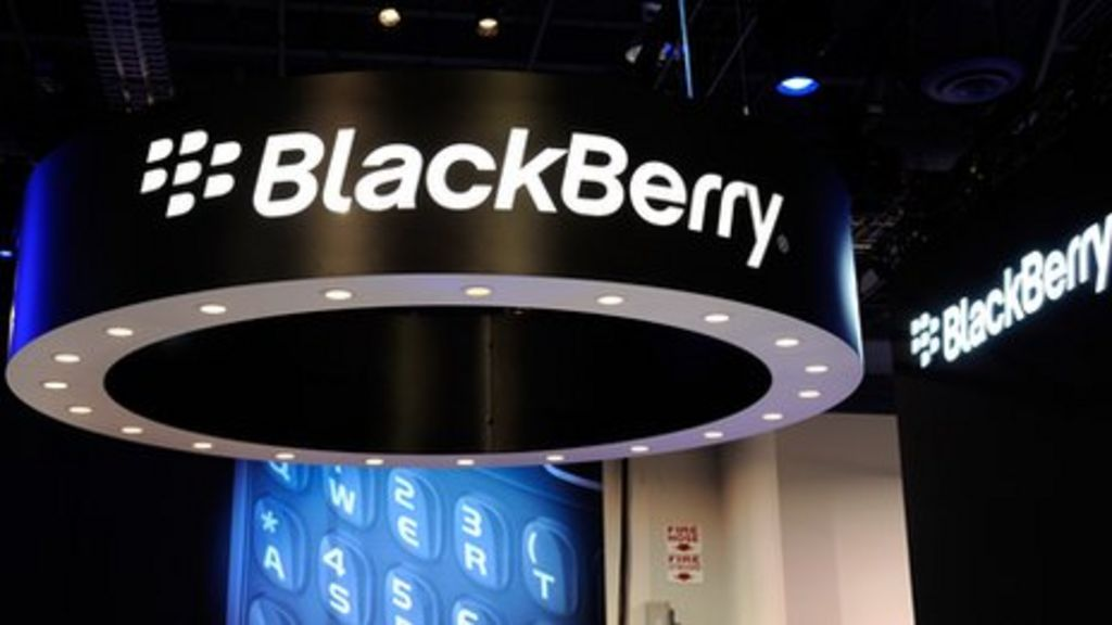 Blackberry firm unveils new high-security tablet