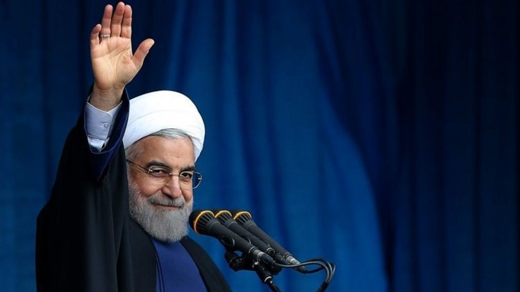 Iran nuclear talks deal can be reached says rouhani bbc news