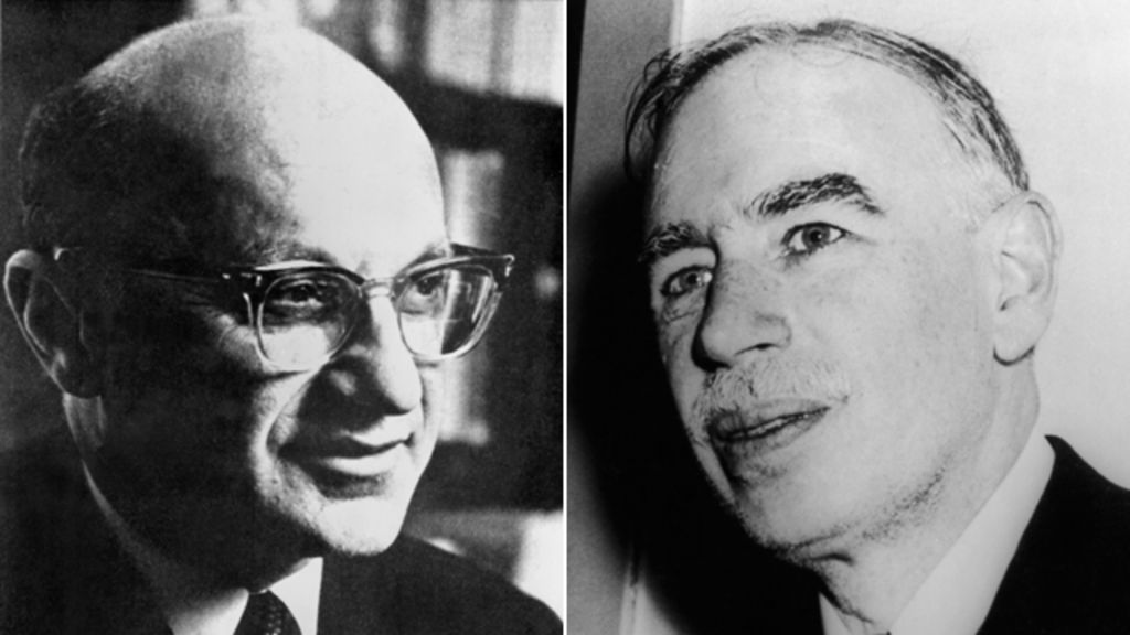 An analysis of john maynard keynes views on capitalism