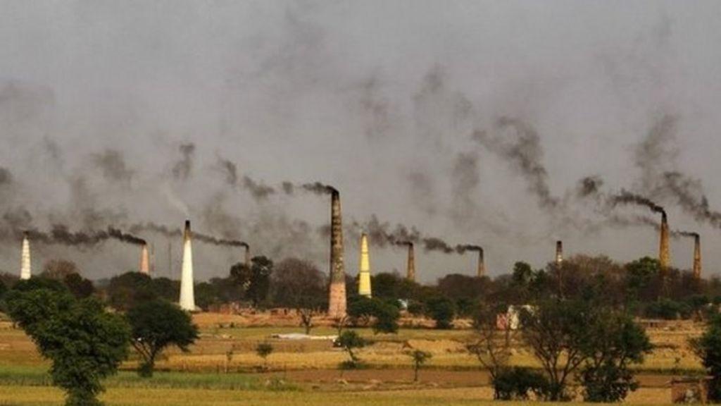pollution information