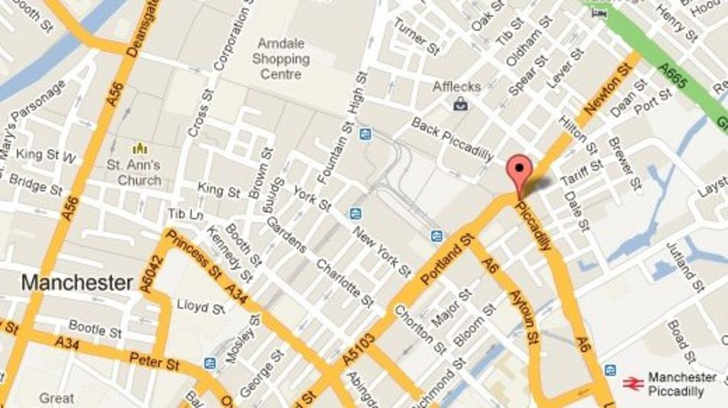 Google Suspends Map Maker Because Of Vandalism Bbc News