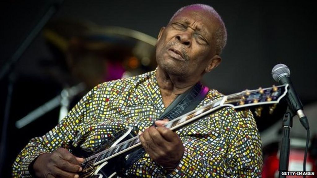bb king the king of blues dies at 89 bbc news. Black Bedroom Furniture Sets. Home Design Ideas