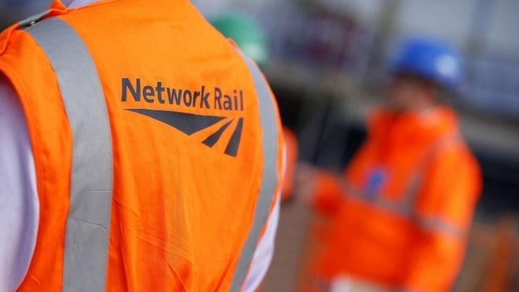 Network Rail jacket