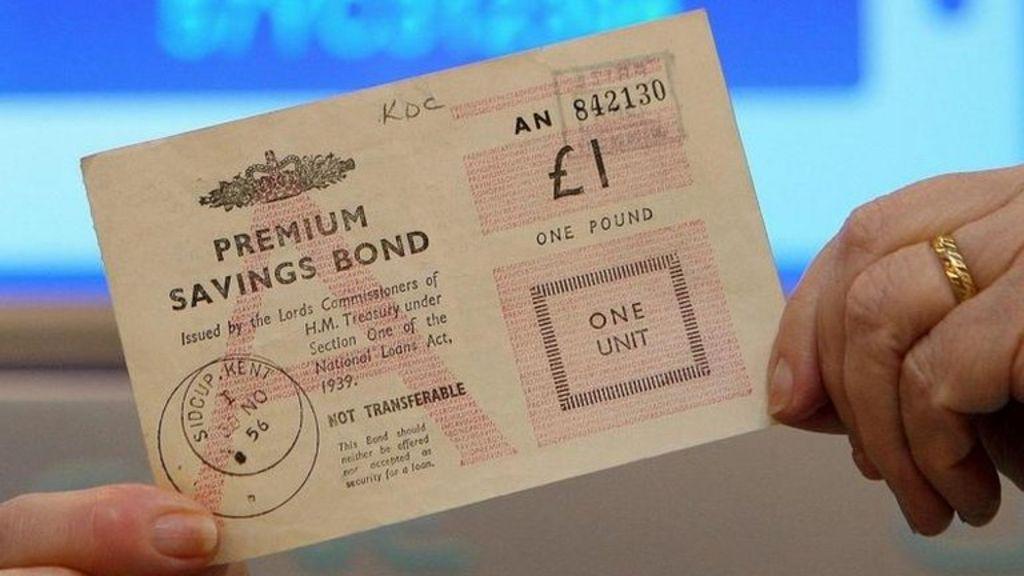 Premium bonds sales over post office counters to end bbc news - Premium bonds post office ...