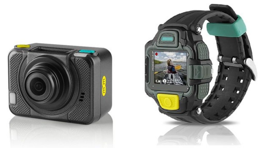 EE's action camera offers built-in 4G to rival GoPro - BBC News