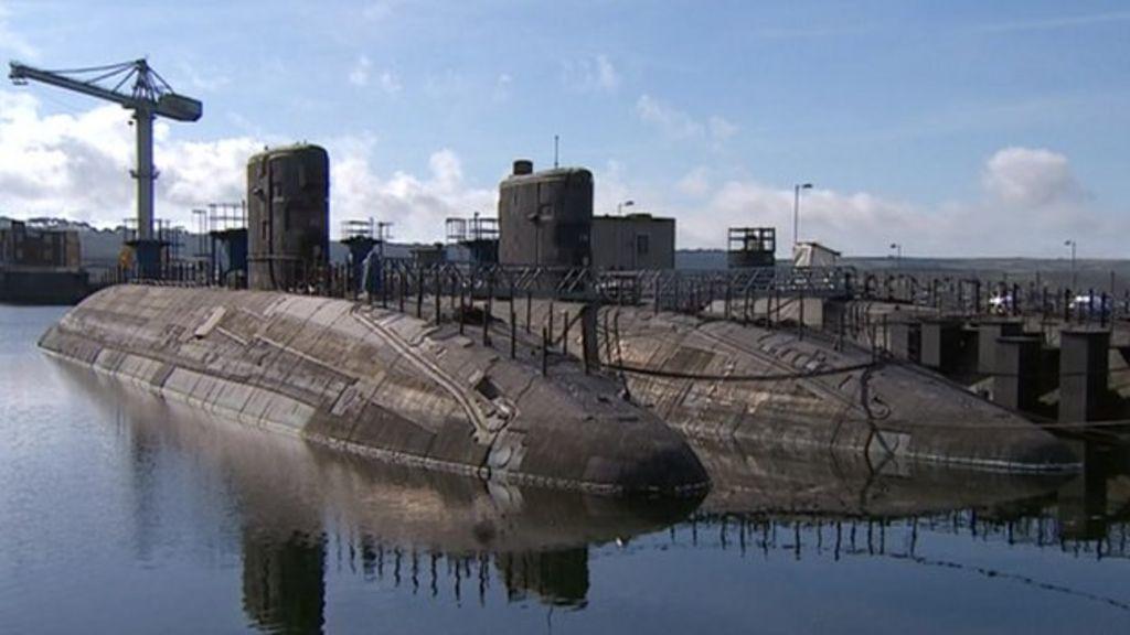 devonport nuclear base has special measures extended bbc. Black Bedroom Furniture Sets. Home Design Ideas