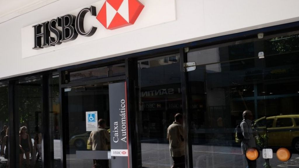 HSBC plans to cut 8,000 jobs in the UK in savings drive - BBC News