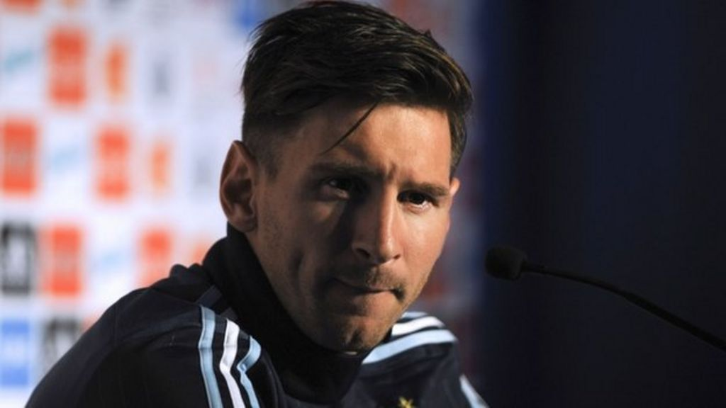 Lionel Messi to stand trial for tax fraud in Spain - BBC News