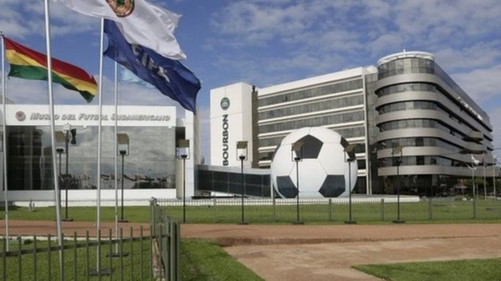 Fifa crisis: Paraguay ends immunity for Conmebol - BBC News