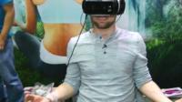 VR meditation