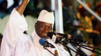 Tsohon Shugaban Gambia